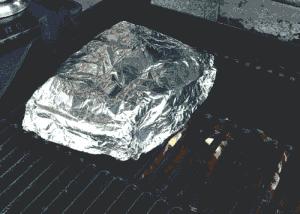Foil oven