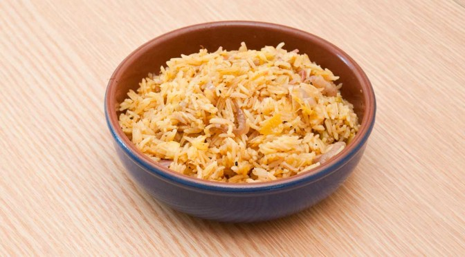 Morrocan-rice