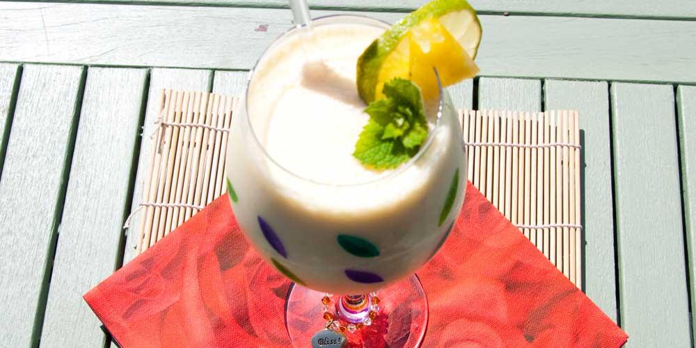 Caribbean smoothie
